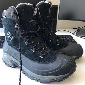 Columbia - Omni Heat snow hiking boots